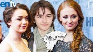 Game of Thrones Stark Children Real Life Best Friends - ENTV