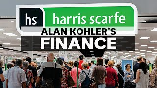 Harris Scarfe goes bust amid increasing retail casualties | Finance Report