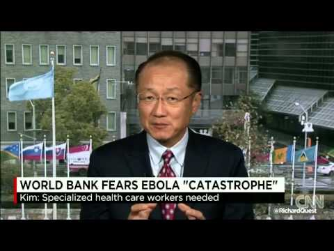 World Bank fears #Ebola 'Catastrophe'  2014/09/25