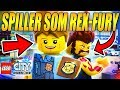 SPILLER SOM REX FURY - 1 MILLION KLODSER - LEGO CITY UNDERCOVER - [#19]
