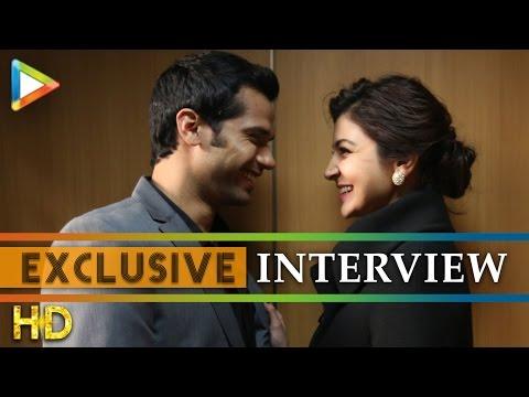 Anushka Sharma-neil Bhoopalam's Fun Interview On 'nh10' video