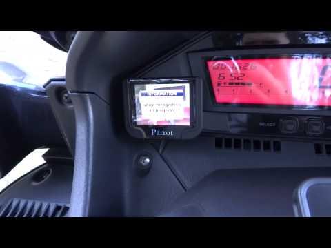 2012 Suzuki Burgman 650 & 2012 BOSE Sound System