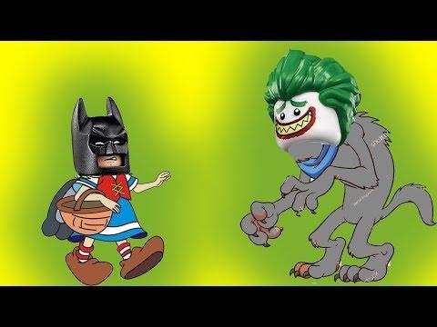 Чёрный шлемик. Мультики для детей. Бэтмен, Человек паук, Джокер. Новые Лего мультфильмы 2017 Новинка
