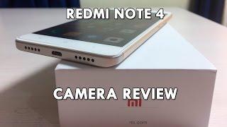 Xiaomi Redmi Note 4 Camera Review