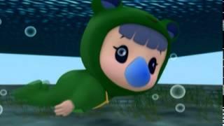 Развивающий мультфильм - Руби и Йо-Йо - Подводное приключение