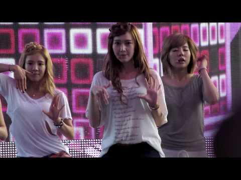 [fancam] 120825 Snsd - Mr Taxi Rehearsal  14th China-korea Festival In Yeosu video