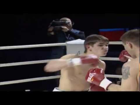 Константин Пономарев vs Виктор Ижак (Лучшие моменты)