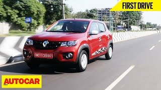 Renault Kwid 1.0 | First Drive | Autocar India
