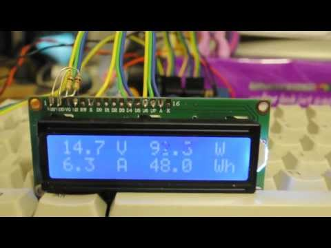 Energy monitor with Arduino Hackadayio