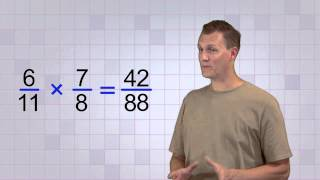 Math Antics - Multiplying Fractions