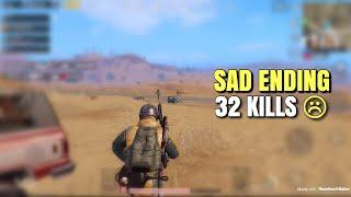 Killing Everyone In Sight   PUBG Mobile   32 KILLS