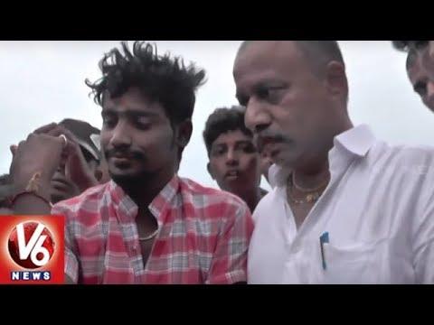 Scorpions Festival Celebrations At Kodumur Sri Venkateshwara Swamy Temple | Kurnool | V6 News