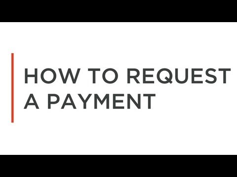 Video Tutorial - How to request a payment on MobPartner