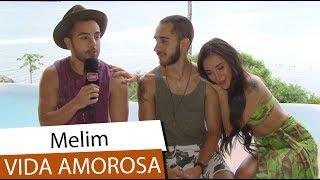 Melim abre o jogo sobre vida amorosa e novo clipe