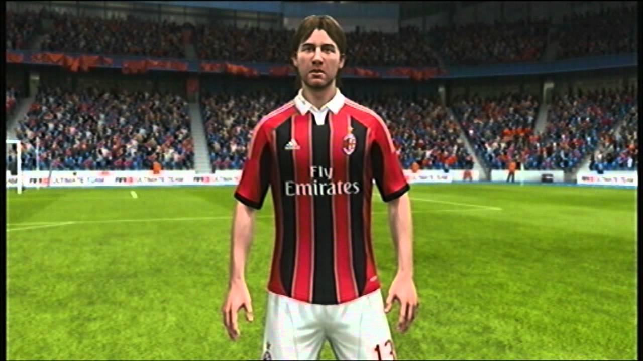 Stats Milan Fifa 13 Fifa 13 A.c Milan Faces