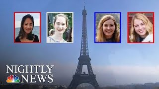 Download American College Students Recovering From Acid Attack in Marseilles France | NBC Nightly News 3Gp Mp4