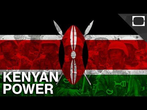 How Powerful Is Kenya?