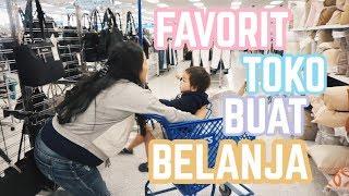 Vlog #212 | BELANJA DI TOKO-TOKO FAVORIT, BEDROOM TOUR SOON?!