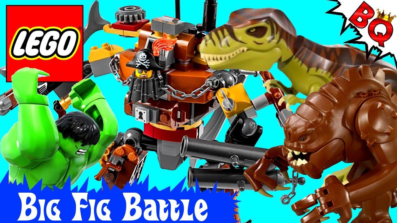 lego hulk vs lego cave troll - photo #28