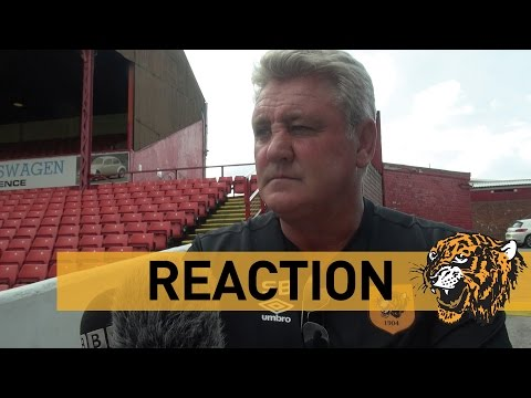 Barnsley v Hull City | Post Match Reaction With Steve Bruce
