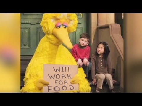 A war on Big Bird? (AC360 Ridiculist)