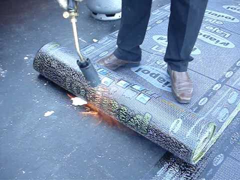 Manta asfaltic