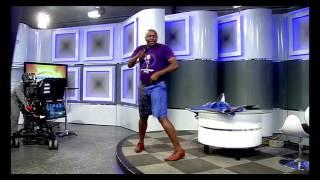 Dr Malinga Performing At Morning Live Studio Music