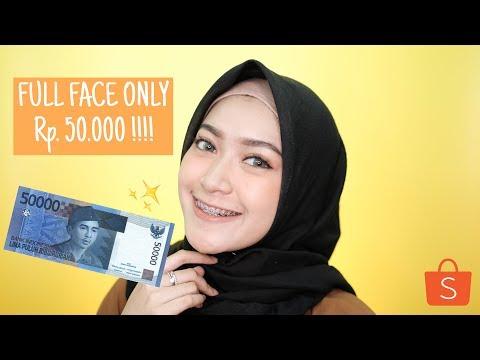 MAKEUP DI BAWAH 50K- UNTUK SEHARI HARI | saritiw - YouTube