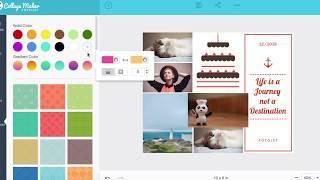 FotoJet Mac OS X App Screen Capture