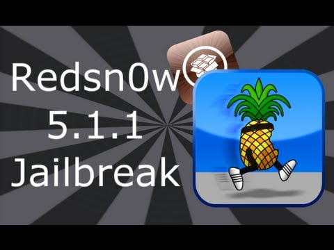 Jailbreak 5.1.1 Firmware For iPhone 4S, 4, 3GS, iPad 3, 2, 1, iPod Touch 4 & 3 Music Videos