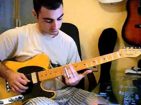 Fender Vintage Hot Rod '52 Telecaster.wmv Music Videos
