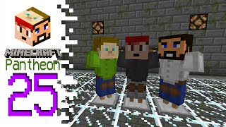 Minecraft Pantheon with Guude and OMGChad - EP25 - Guude Work!