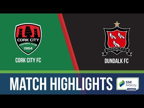 GW17: Cork City 0-2 Dundalk