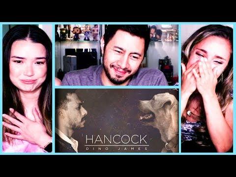 HANCOCK | Dino James [Official Music Video] | Reaction | Jaby, Achara Kirk, Kristen StephensonPino