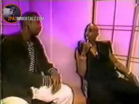 MTV Interview 1996: Tupac Shakur & Dr.Dre