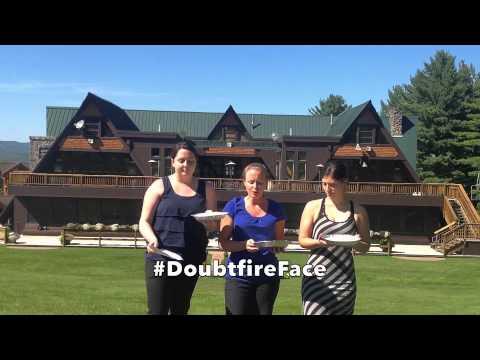 #DoubtfireFace Suicide Prevention Challenge