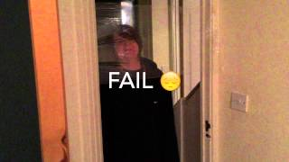 Cling Film Prank
