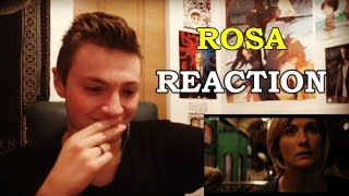 DOCTOR WHO - 11X03 ROSA REACTION