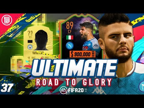 THIS IS MAD!!!! ULTIMATE RTG #37 - FIFA 20 Ultimate Team Road to Glory