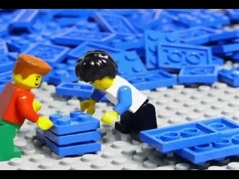 The Creators - LEGO minifig movie