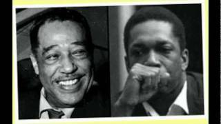 In A Sentimental Mood John Coltrane And Duke Ellington