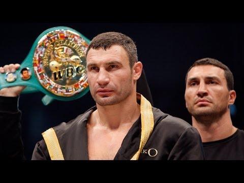 Vitali Klitschko vs Kubrat Pulev - Full Fight