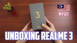 Phone Murah, Chipset Padu!! 🔥 Unboxing Realme 3 (Malaysia)
