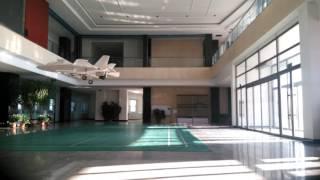 RC X35vtol hover indoor EDF JET of RCSCOPE
