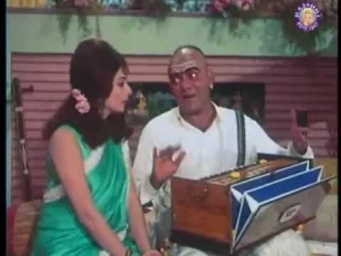 Song: Ek Chatur Naar Film: Padosan (1968) With Sinhala Subtitles video