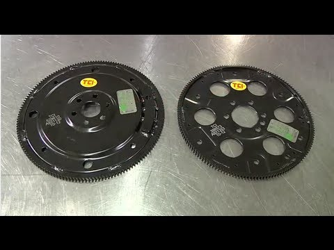 Flexplate How Flexplates Work Vs Flywheel Youtube