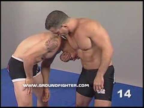 Mario Sperry Secrets Of Submission Grappling Takedowns DVD Image 1