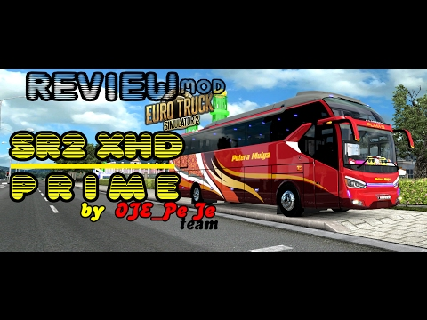 [REVIEW] SR2 XHD PRIME by OJE_PJ : euro truck simulator 2