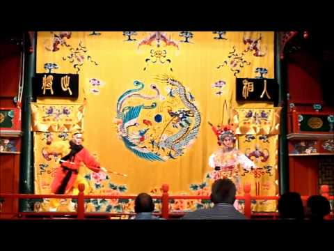 Beijing Opera: Sun Wukong The Monkey King - Opera Di Pechino, Sun Wukong Il Re-scimmia video