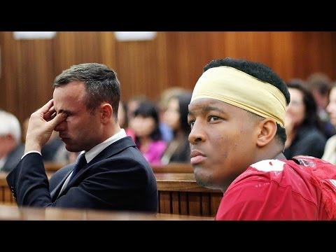 Oscar Pistorius Gets Emotional; Jameis Winston & College Rape Investigation